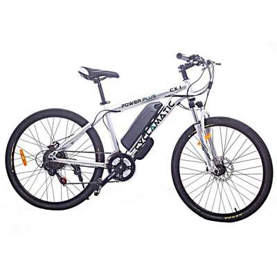 9. Cyclamatic Power Plus CX1 Electric Mountain Bike