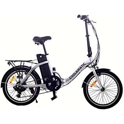 7. Cyclamatic CX2 Electric Foldaway Bike