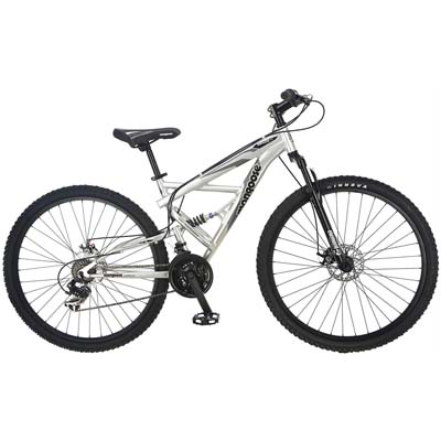7. Mongoose 29-Inch Dual Full Suspension Bicycle (R2780)