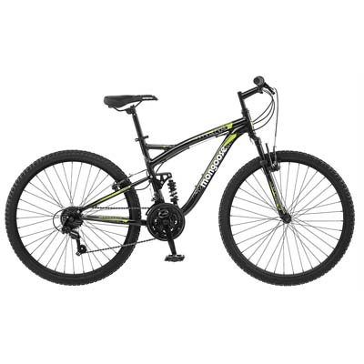 5. Mongoose Status 2.2 Mountain Bike