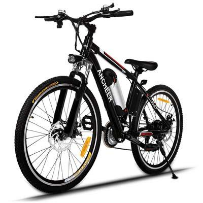 3. ANCHEER Electric Bike for Adults