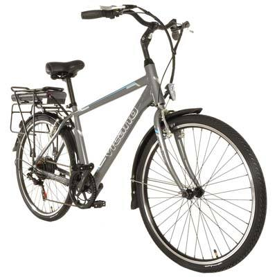 1. Vilano Pulse Electric Commuter Bike (Men's)