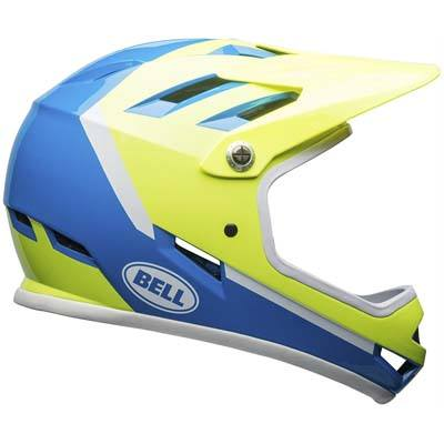 6. Bell Sanction BMX/Downhill Helmet