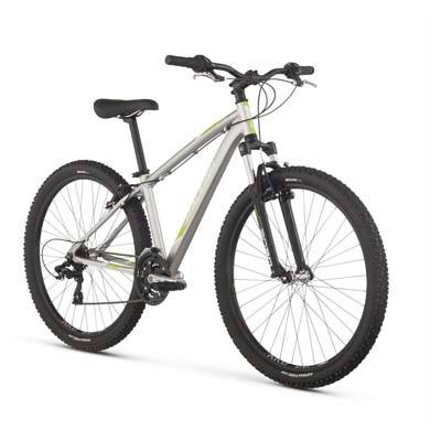 10. Raleigh Bikes Women's Eva 1 Mountain Bike