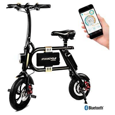 10. SWAGTRON SwagCycle Folding Electric Bicycle