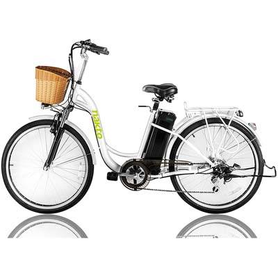 "6. NAKTO 26"" 250W Electric Bicycle"