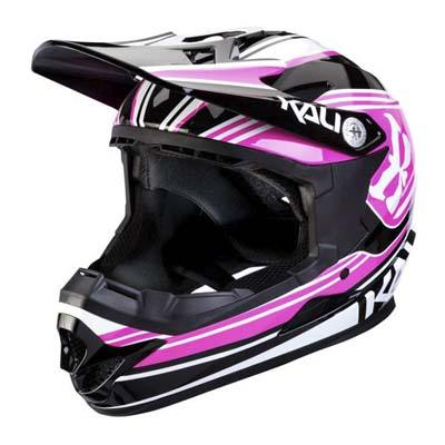 10. Kali Protectives Full-Face Helmet