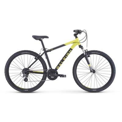 8. Raleigh Bikes Talus 2 Mountain Bike (Black)