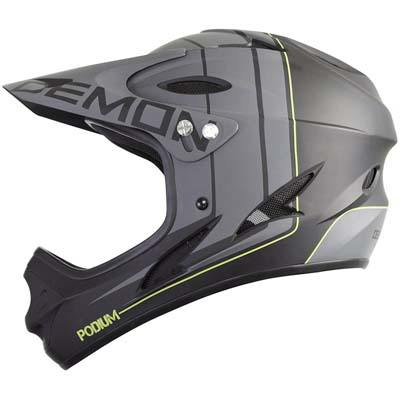 1. Demon Full Face Mountain Bike Helmet