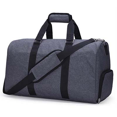 7. MIER Gym Duffel Bag, Sets for 2 (Large and Small)