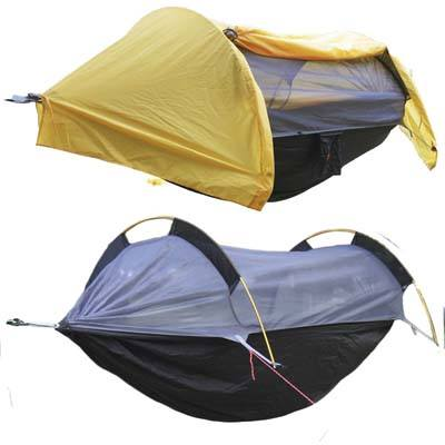 7. WintMing Camping Hammock with Mosquito Net