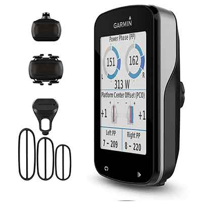 1. Garmin Edge 820 GPS Bike Computer