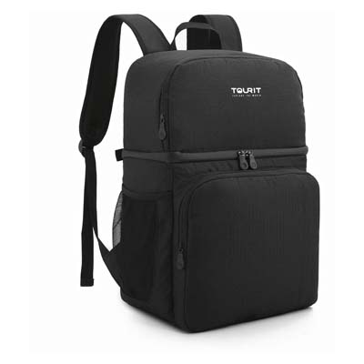 9. TOURIT Insulated Cooler Backpack