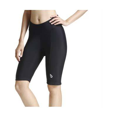 2. Baleaf Women's Cycling Padded Shorts