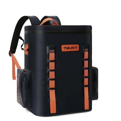 3. TOURIT Leak-proof Soft Sided Cooler Backpack