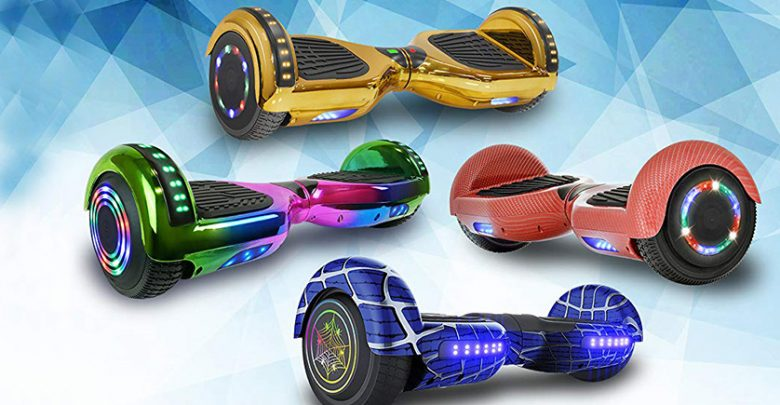 Best Hoverboard for Ki