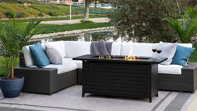 Best Outdoor Coffee Table Fire Pit