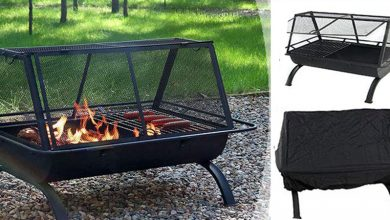 Best Outdoor Wood Burning Fireplace