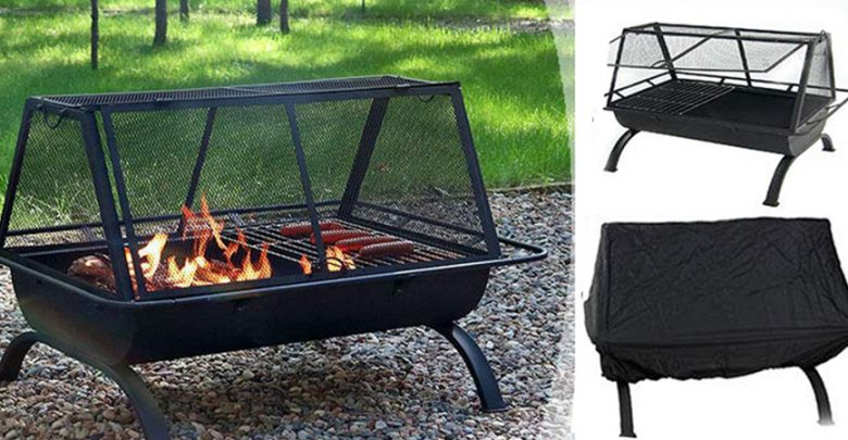 Top 10 Best Outdoor Wood Burning Fireplace In 2020 Reviews