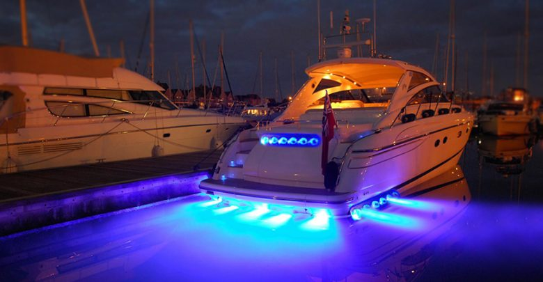Best Underwater LED Boat Lights