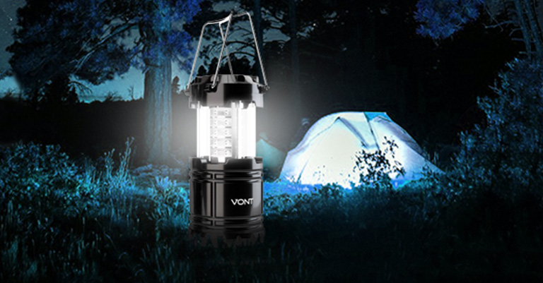 Best Camping Tent Lights
