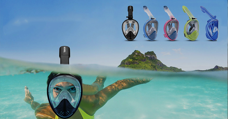 Best Full Face Scuba Mask