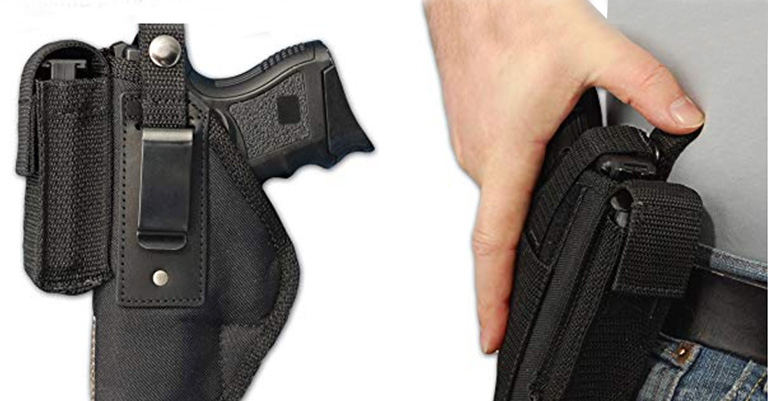 Best Deep Concealment Holsters
