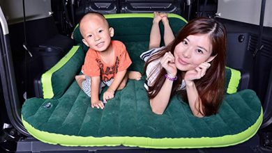Best Inflatable Car Beds for Back Seats