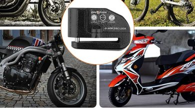 Best Motorcycle Disc Lock Alarms