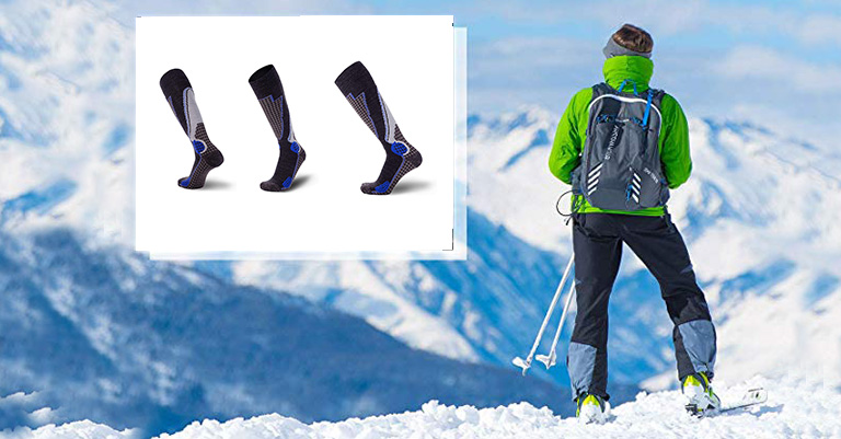 Best Ski Socks for the Warmest Feet