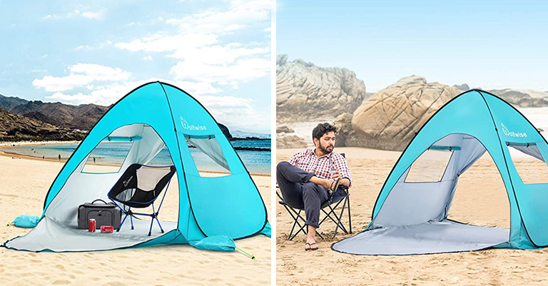 Best Canopy Tents for Beach