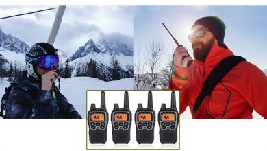 Best Walkie Talkie for Skiing