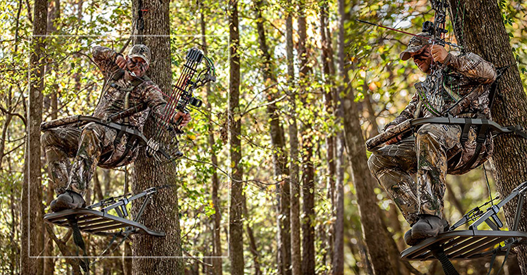Best Climbing Stands for Bow Hunting