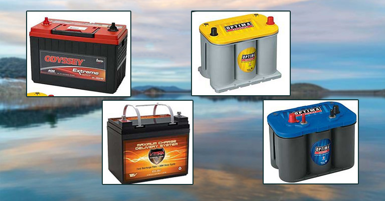 Best Marine Cranking Batteries